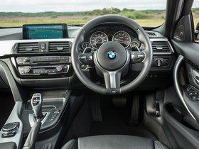 Ver foto 25 de BMW Serie 3 340i M Sport UK 2015