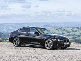 Ver foto 16 de BMW Serie 3 340i M Sport UK 2015