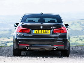 Ver foto 10 de BMW Serie 3 340i M Sport UK 2015
