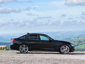 Ver foto 9 de BMW Serie 3 340i M Sport UK 2015
