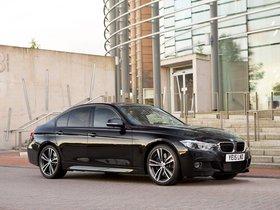 Ver foto 8 de BMW Serie 3 340i M Sport UK 2015