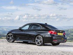 Ver foto 2 de BMW Serie 3 340i M Sport UK 2015