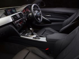 Ver foto 9 de BMW Serie 4 420d Coupe M Sport Package F32 Australia 2013
