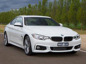 Ver foto 7 de BMW Serie 4 420d Coupe M Sport Package F32 Australia 2013