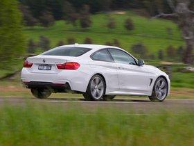 Ver foto 2 de BMW Serie 4 420d Coupe M Sport Package F32 Australia 2013