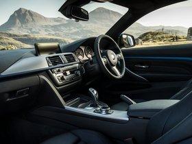 Ver foto 5 de BMW Serie 4 420d Coupe M Sport Package UK F32 2013