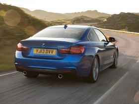 Ver foto 4 de BMW Serie 4 420d Coupe M Sport Package UK F32 2013