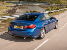 Ver foto 2 de BMW Serie 4 420d Coupe M Sport Package UK F32 2013
