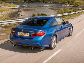 Ver foto 2 de BMW Serie 4 420d Coupe M Sport Package UK F32 2013