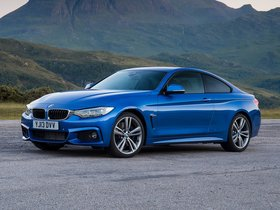 Ver foto 1 de BMW Serie 4 420d Coupe M Sport Package UK F32 2013
