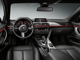 Ver foto 16 de BMW Serie 4 420d Coupe Sport Line F32 2013