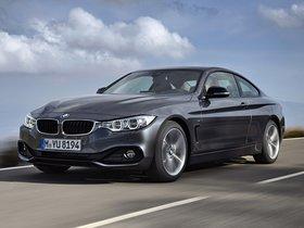 Ver foto 7 de BMW Serie 4 420d Coupe Sport Line F32 2013
