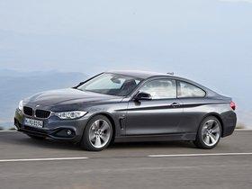 Ver foto 3 de BMW Serie 4 420d Coupe Sport Line F32 2013