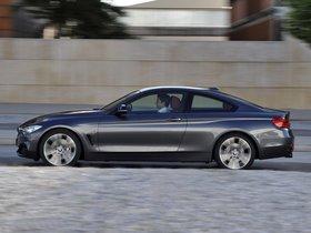 Ver foto 2 de BMW Serie 4 420d Coupe Sport Line F32 2013