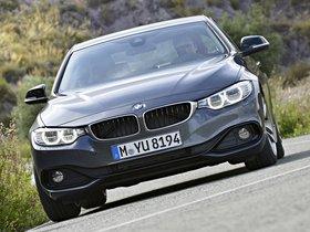 Ver foto 1 de BMW Serie 4 420d Coupe Sport Line F32 2013