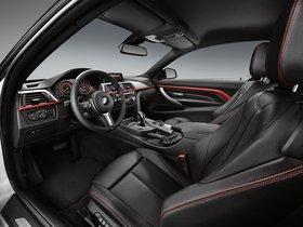 Ver foto 15 de BMW Serie 4 420d Coupe Sport Line F32 2013