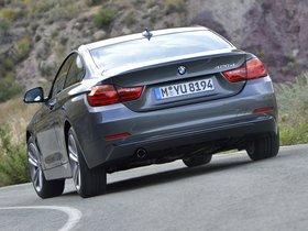 Ver foto 14 de BMW Serie 4 420d Coupe Sport Line F32 2013