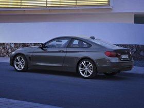 Ver foto 10 de BMW Serie 4 420d Coupe Sport Line F32 2013