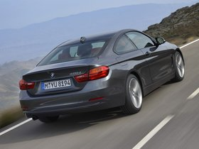 Ver foto 9 de BMW Serie 4 420d Coupe Sport Line F32 2013