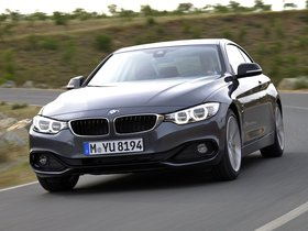 Ver foto 8 de BMW Serie 4 420d Coupe Sport Line F32 2013