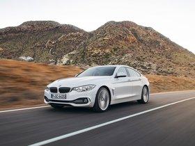 Ver foto 11 de BMW Serie 4 420d Gran Coupe Luxury Line F36 2014
