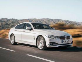 Ver foto 10 de BMW Serie 4 420d Gran Coupe Luxury Line F36 2014