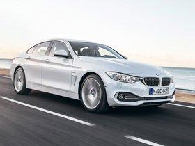 Ver foto 8 de BMW Serie 4 420d Gran Coupe Luxury Line F36 2014