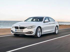 Ver foto 7 de BMW Serie 4 420d Gran Coupe Luxury Line F36 2014