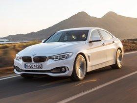 Ver foto 6 de BMW Serie 4 420d Gran Coupe Luxury Line F36 2014