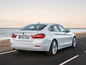 Ver foto 5 de BMW Serie 4 420d Gran Coupe Luxury Line F36 2014