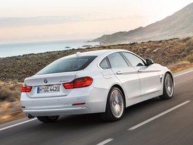 Ver foto 4 de BMW Serie 4 420d Gran Coupe Luxury Line F36 2014