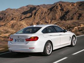 Ver foto 3 de BMW Serie 4 420d Gran Coupe Luxury Line F36 2014