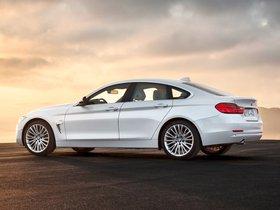 Ver foto 20 de BMW Serie 4 420d Gran Coupe Luxury Line F36 2014