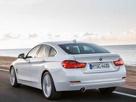 Ver foto 2 de BMW Serie 4 420d Gran Coupe Luxury Line F36 2014