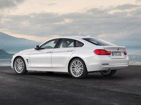 Ver foto 18 de BMW Serie 4 420d Gran Coupe Luxury Line F36 2014