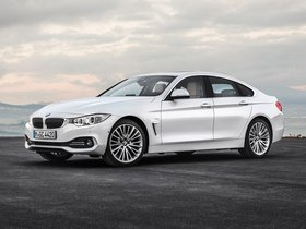 Ver foto 17 de BMW Serie 4 420d Gran Coupe Luxury Line F36 2014
