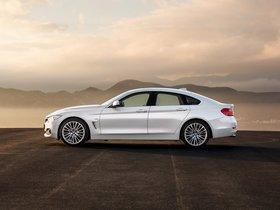 Ver foto 16 de BMW Serie 4 420d Gran Coupe Luxury Line F36 2014