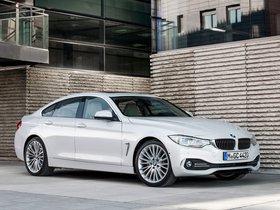 Ver foto 15 de BMW Serie 4 420d Gran Coupe Luxury Line F36 2014