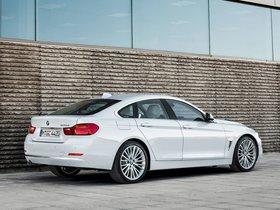 Ver foto 14 de BMW Serie 4 420d Gran Coupe Luxury Line F36 2014