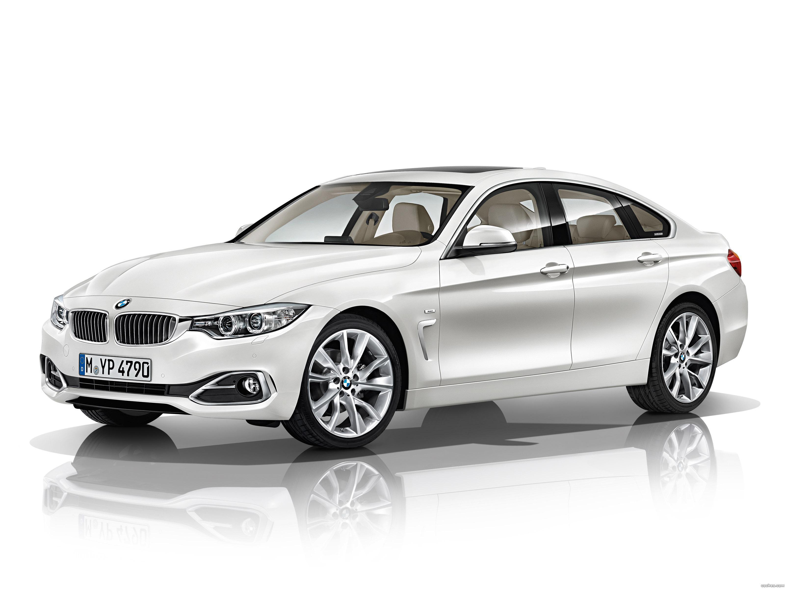 Foto 0 de BMW Serie 4 Gran Coupe Modern Line F36 2014
