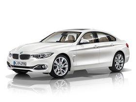 Ver foto 1 de BMW Serie 4 Gran Coupe Modern Line F36 2014