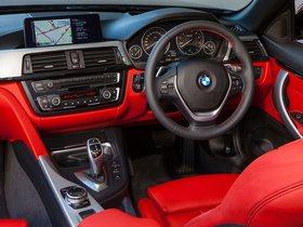 Ver foto 11 de BMW Serie 4 428i Cabrio Sport Line F33 Australia 2014
