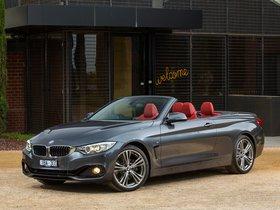 Ver foto 2 de BMW Serie 4 428i Cabrio Sport Line F33 Australia 2014