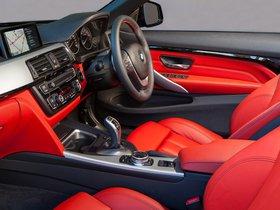 Ver foto 10 de BMW Serie 4 428i Cabrio Sport Line F33 Australia 2014