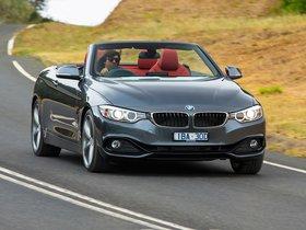 Ver foto 8 de BMW Serie 4 428i Cabrio Sport Line F33 Australia 2014