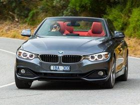 Ver foto 7 de BMW Serie 4 428i Cabrio Sport Line F33 Australia 2014
