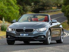 Ver foto 5 de BMW Serie 4 428i Cabrio Sport Line F33 Australia 2014