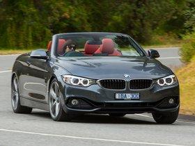 Ver foto 4 de BMW Serie 4 428i Cabrio Sport Line F33 Australia 2014