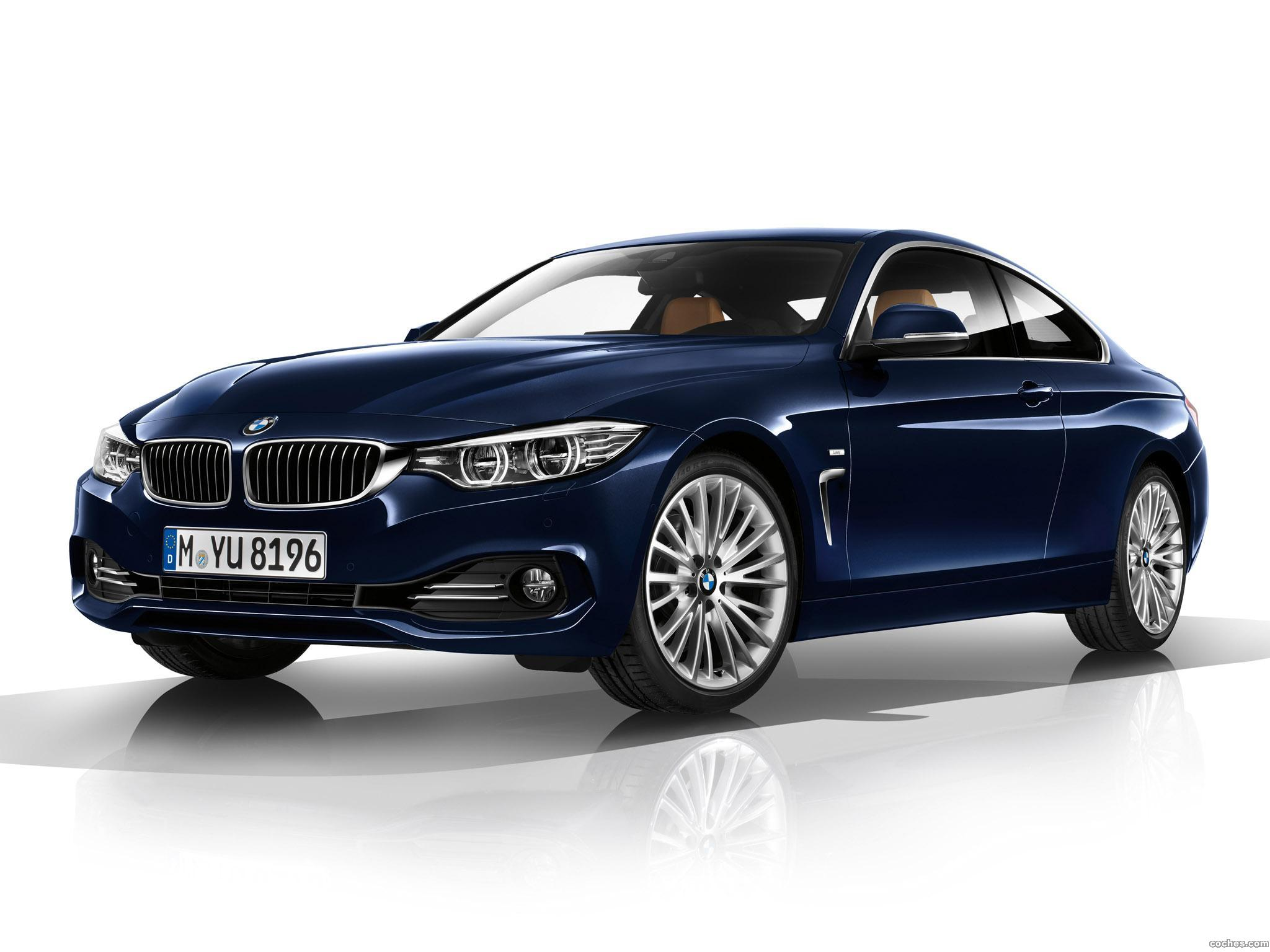 Foto 0 de BMW Serie 4 428i Coupe Luxury Line F32 2013