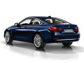 Ver foto 2 de BMW Serie 4 428i Coupe Luxury Line F32 2013